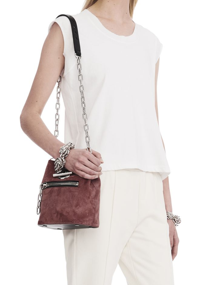 Perfect Cheap Price Find Great For Sale Alexander Wang Riot crossbody bag Free Shipping Fashionable 5qpG2QRF