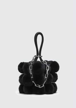 FUR ROXY MINI BUCKET BAG