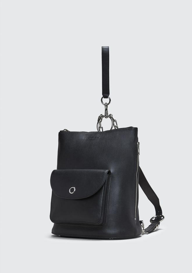 ALEXANDER WANG BLACK ACE BACKPACK バックパック Adult 12_n_a