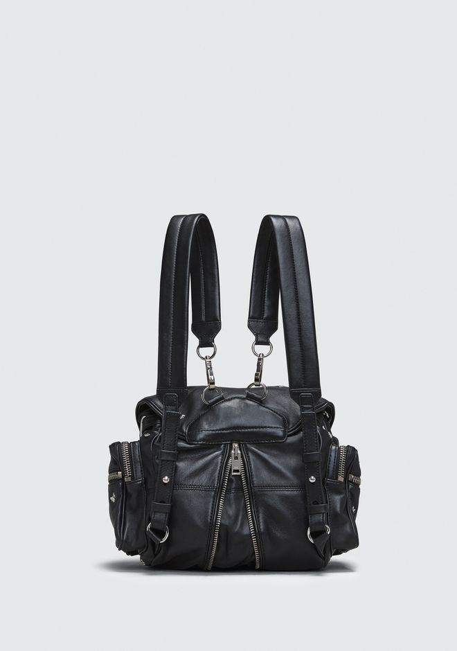 ALEXANDER WANG ROSE STUDDED MINI MARTI BACKPACK SAC À DOS Adult 12_n_e
