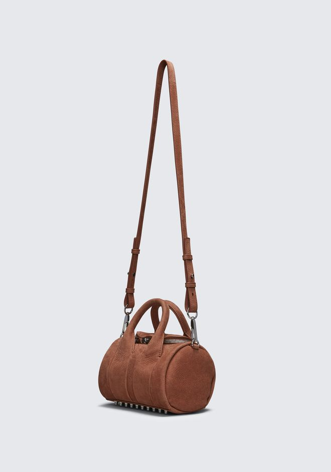 ALEXANDER WANG TERRACOTTA MINI ROCKIE  Shoulder bag Adult 12_n_e