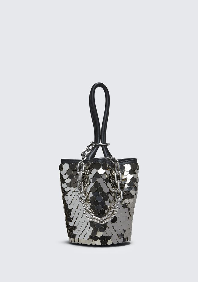 ALEXANDER WANG CLUTCHES ROXY MINI BUCKET BAG