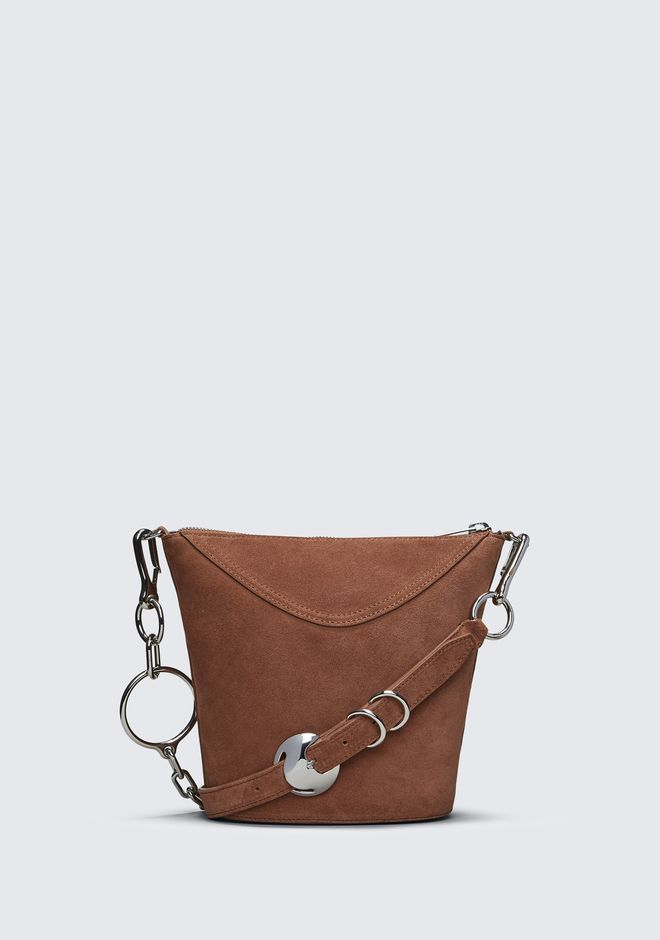 ALEXANDER WANG Shoulder bags TERRACOTTA ACE CROSSBODY
