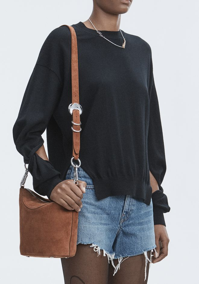 ALEXANDER WANG TERRACOTTA ACE CROSSBODY ショルダーバッグ Adult 12_n_r