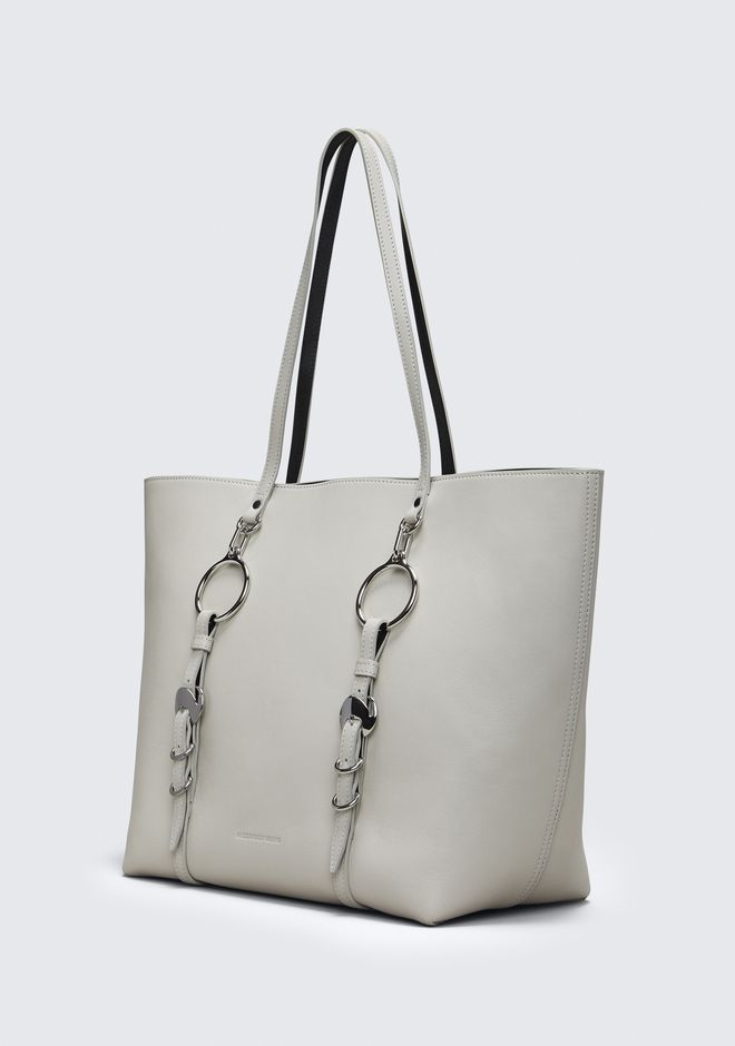 ALEXANDER WANG SMOKE ACE TOTE TOTE BAG Adult 12_n_e