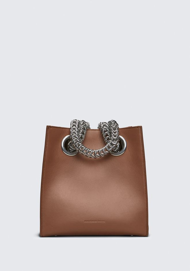ALEXANDER WANG new-arrivals-bags-woman TERRACOTTA GENESIS SHOPPER
