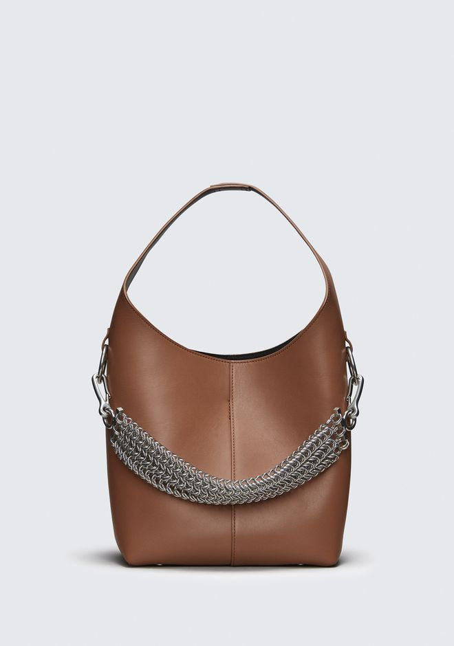 ALEXANDER WANG Shoulder bags TERRACOTTA GENESIS MINI HOBO