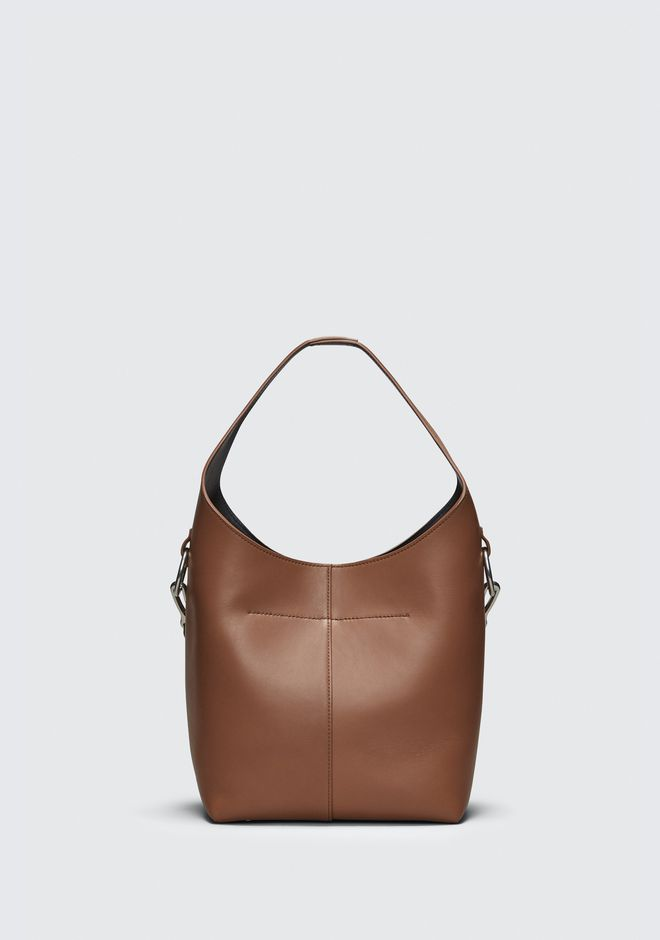 ALEXANDER WANG TERRACOTTA GENESIS MINI HOBO 单肩包 Adult 12_n_d