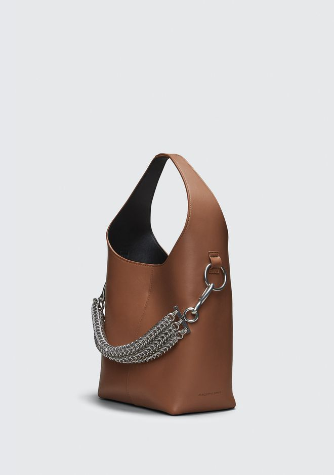 ALEXANDER WANG TERRACOTTA GENESIS MINI HOBO 单肩包 Adult 12_n_e