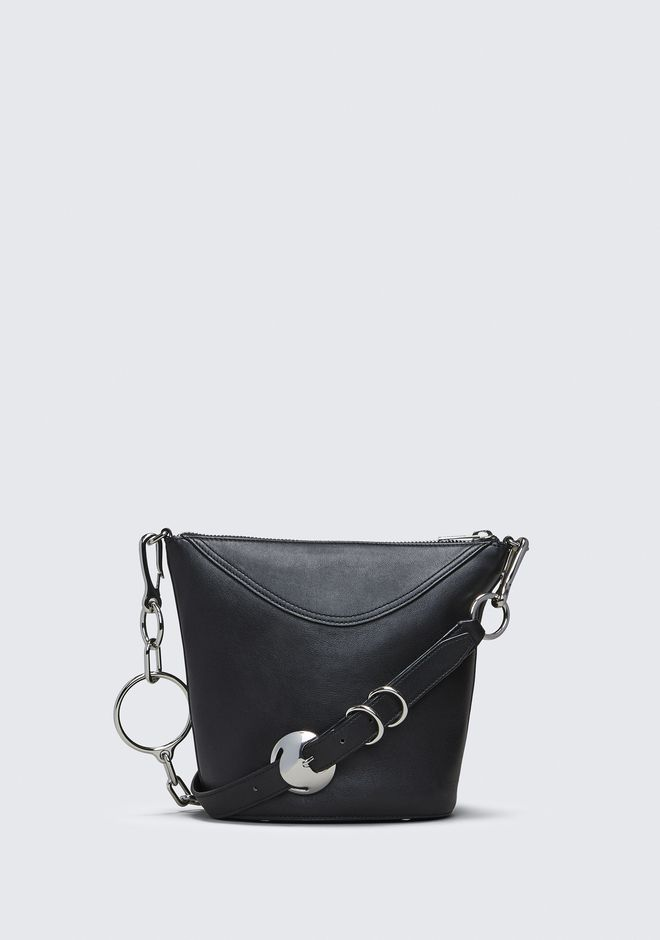 ALEXANDER WANG Shoulder bags Women BLACK ACE CROSSBODY