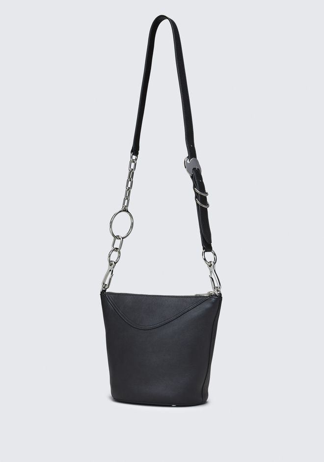 ALEXANDER WANG BLACK ACE CROSSBODY Shoulder bag Adult 12_n_d