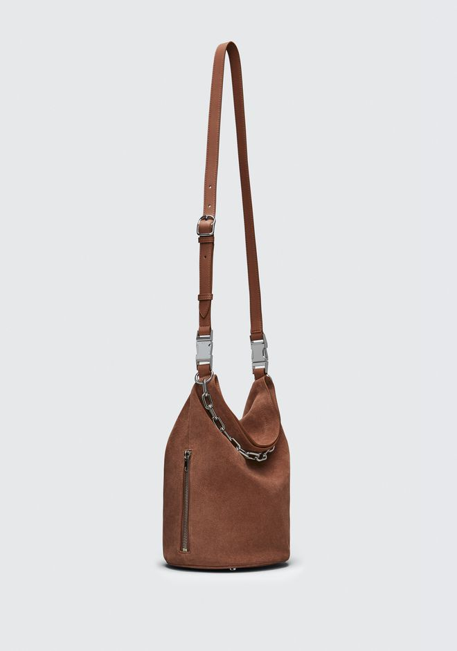 ALEXANDER WANG TERRACOTTA ATTICA DRY SACK Shoulder bag Adult 12_n_d
