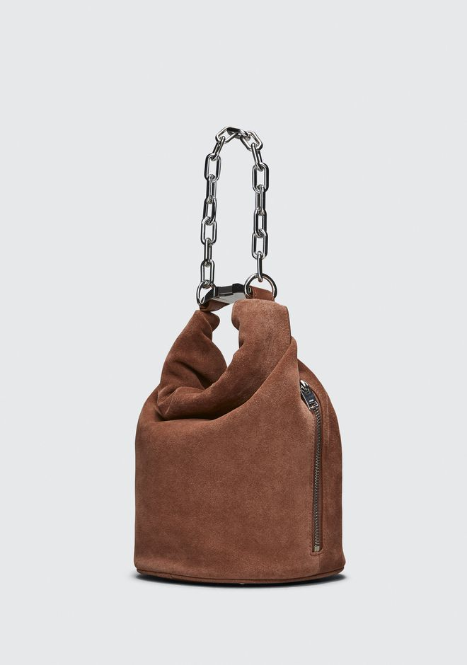 ALEXANDER WANG TERRACOTTA ATTICA DRY SACK Shoulder bag Adult 12_n_e