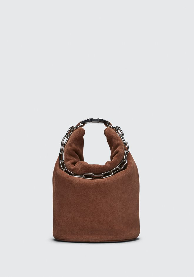 ALEXANDER WANG TERRACOTTA ATTICA DRY SACK Shoulder bag Adult 12_n_f