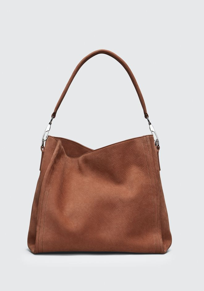 ALEXANDER WANG new-arrivals-bags-woman TERRACOTTA DARCY SHOULDER BAG