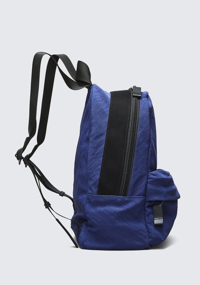ALEXANDER WANG NAVY NYLON CLIVE BACKPACK  RUCKSACK Adult 12_n_a