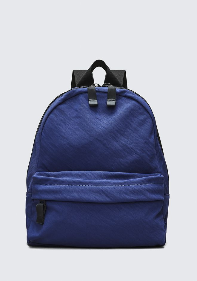 ALEXANDER WANG NAVY NYLON CLIVE BACKPACK  RUCKSACK Adult 12_n_f