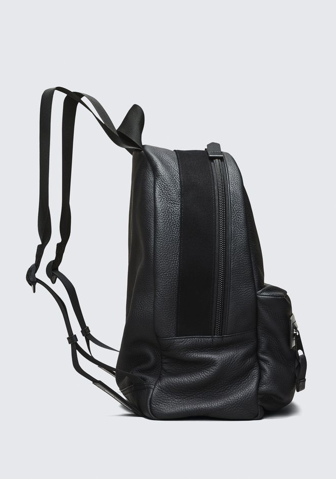 ALEXANDER WANG BLACK CLIVE BACKPACK RUCKSACK Adult 12_n_a