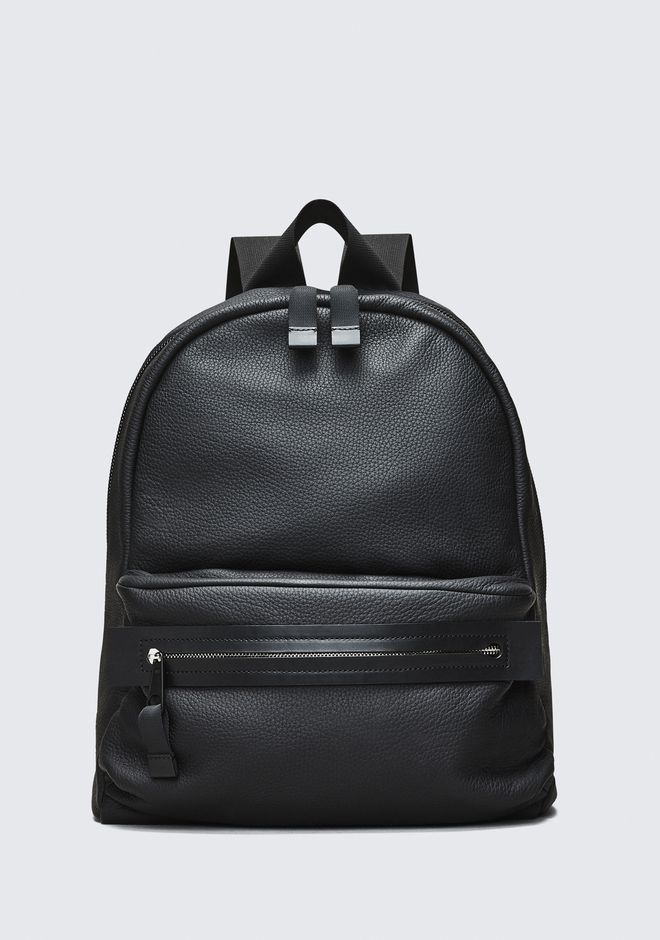 ALEXANDER WANG BLACK CLIVE BACKPACK RUCKSACK Adult 12_n_f