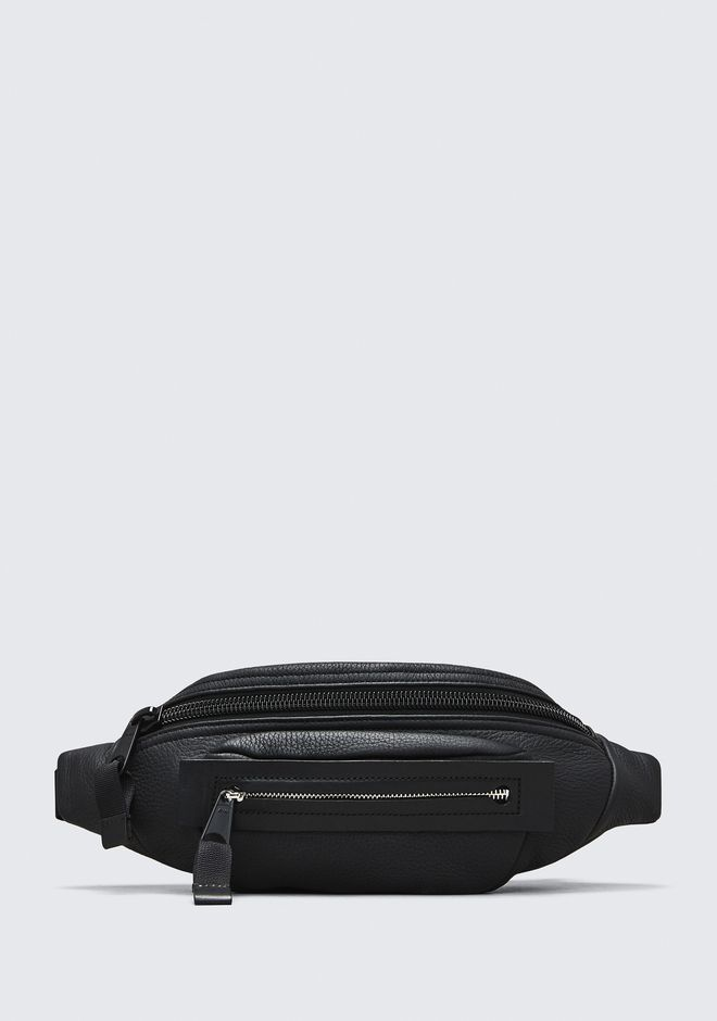 ALEXANDER WANG accessories BLACK CASS FANNY PACK