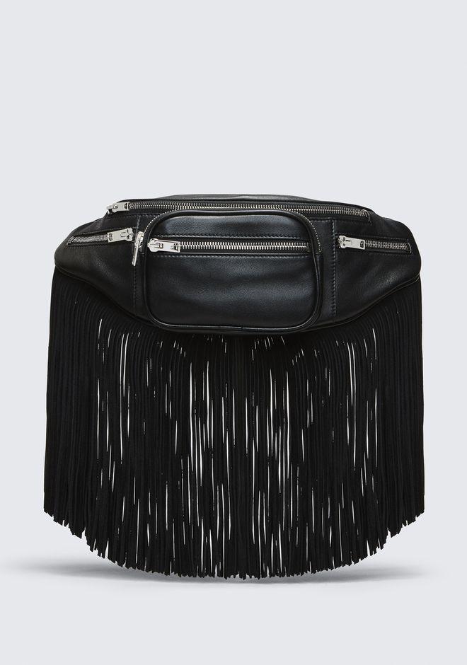 ALEXANDER WANG new-arrivals-bags-woman FRINGE ATTICA FANNY PACK