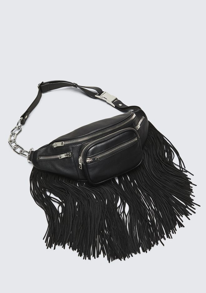 ALEXANDER WANG FRINGE ATTICA FANNY PACK Shoulder bag Adult 12_n_e