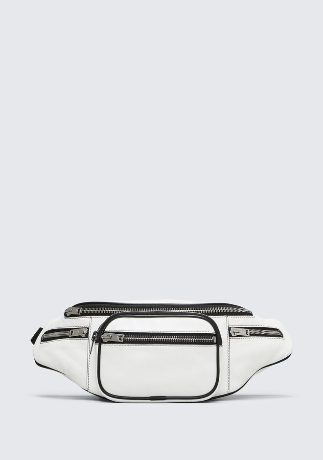 ALEXANDER WANG Shoulder bags WHITE ATTICA FANNY PACK