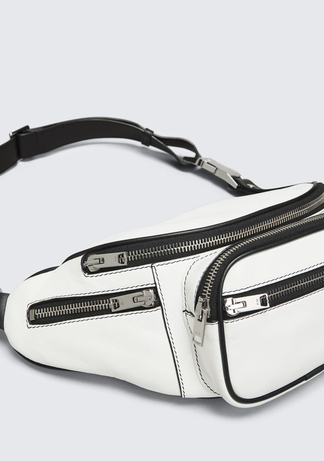 ALEXANDER WANG WHITE ATTICA FANNY PACK Shoulder bag Adult 12_n_a