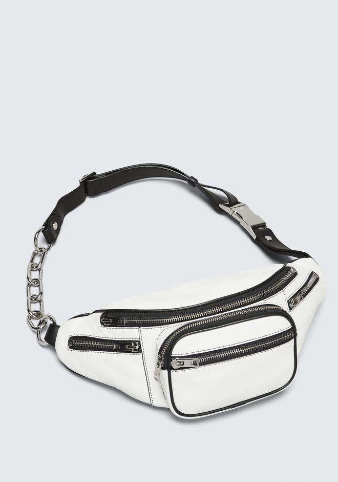 ALEXANDER WANG WHITE ATTICA FANNY PACK Shoulder bag Adult 12_n_e