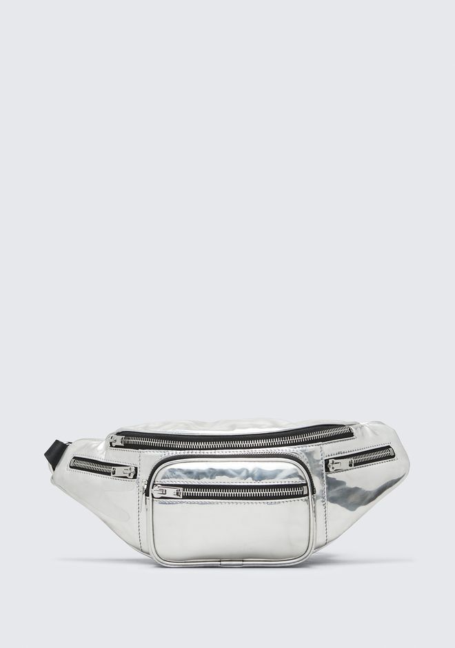 ALEXANDER WANG Shoulder bags METALLIC ATTICA FANNY PACK