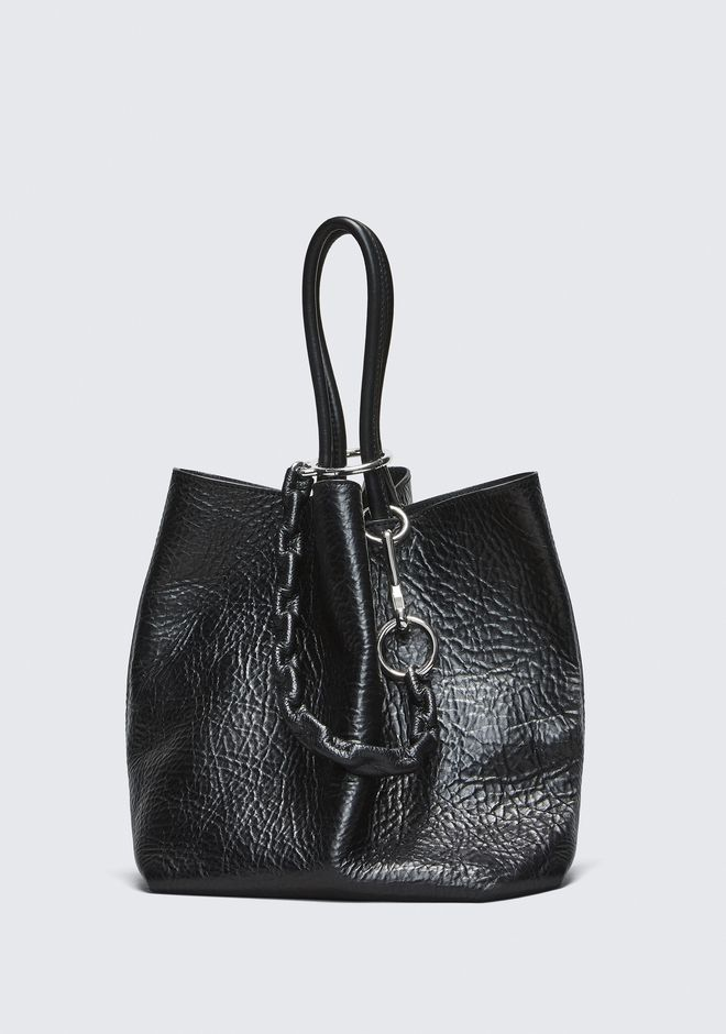ALEXANDER WANG TOP HANDLE BAGS SMALL ROXY BUCKET TOTE