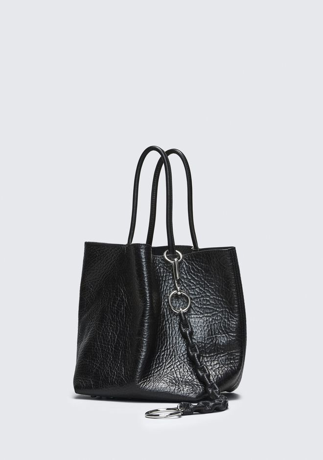 ALEXANDER WANG SMALL ROXY BUCKET TOTE TOP HANDLE BAG Adult 12_n_e