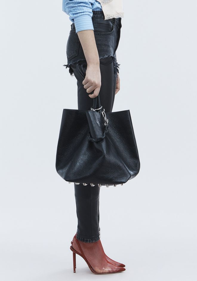 ALEXANDER WANG LARGE ROXY BUCKET TOTE 토트 백 Adult 12_n_r