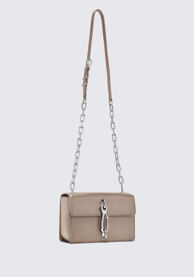 ALEXANDER WANG NUDE MEDIUM HOOK CROSS BODY 메신저 백 Adult 12_n_e