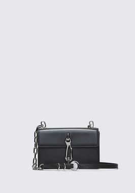 BLACK MEDIUM HOOK CROSS BODY