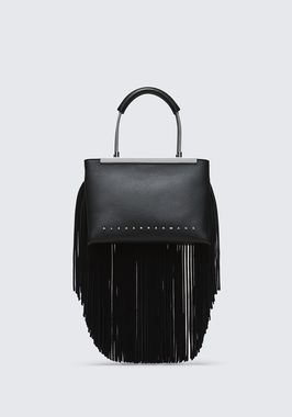 FRINGE DIME SMALL SATCHEL