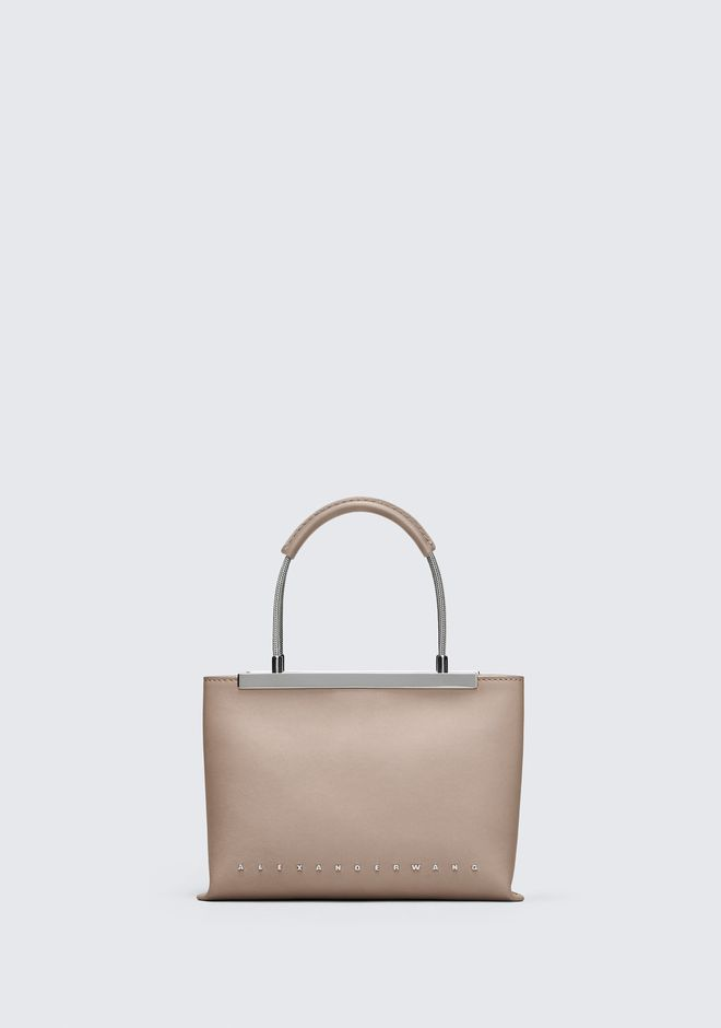 ALEXANDER WANG mini-bags DIME SMALL SATCHEL