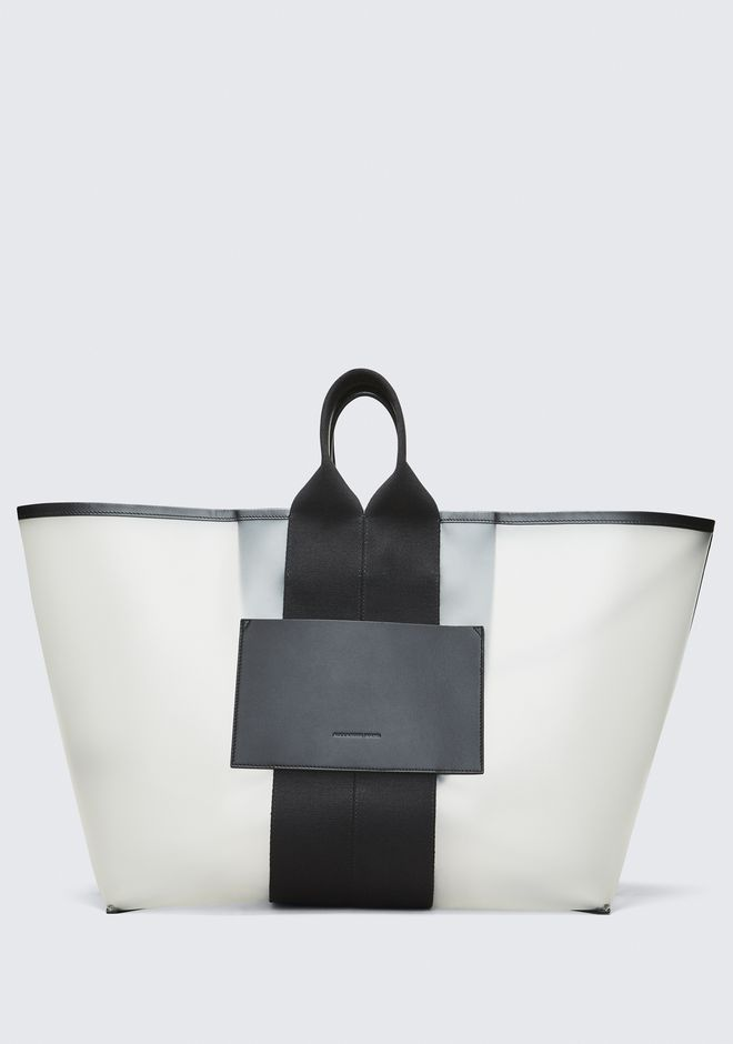 ALEXANDER WANG AW LOGO TOTE トートバッグ Adult 12_n_f