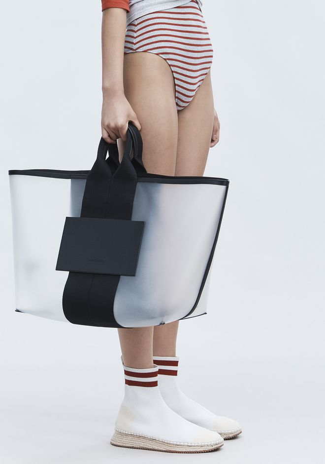 ALEXANDER WANG AW LOGO TOTE トートバッグ Adult 12_n_r