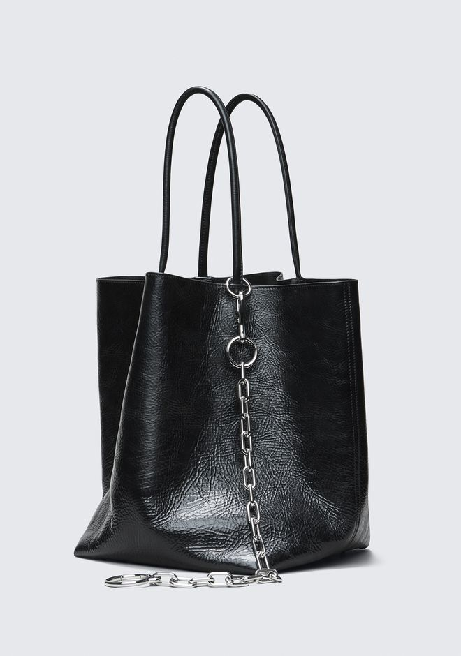 ALEXANDER WANG ROXY LARGE BUCKET TOTE TOTE BAG Adult 12_n_d