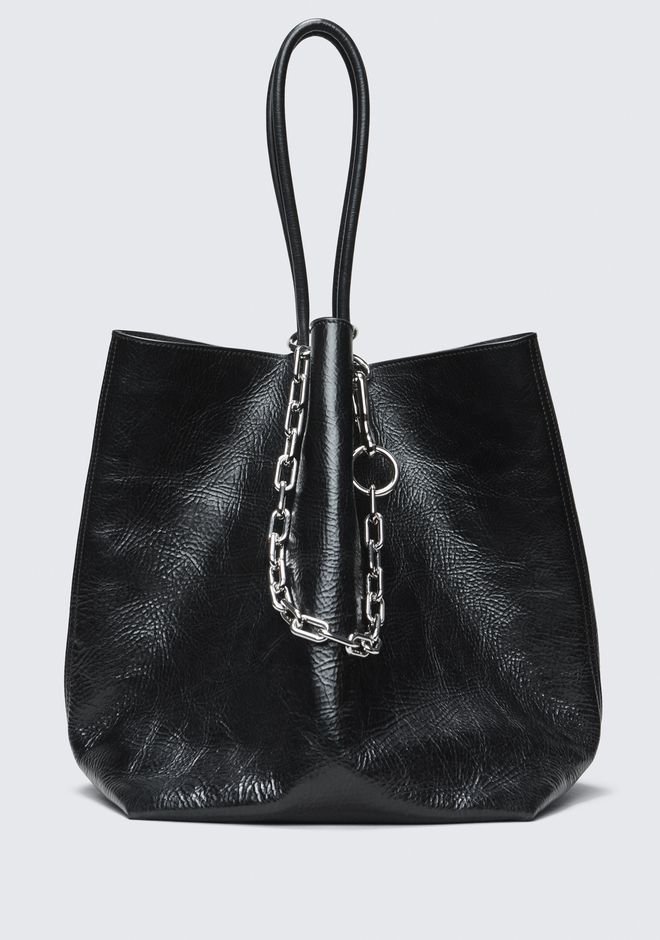 ALEXANDER WANG ROXY LARGE BUCKET TOTE TOTE Adult 12_n_f