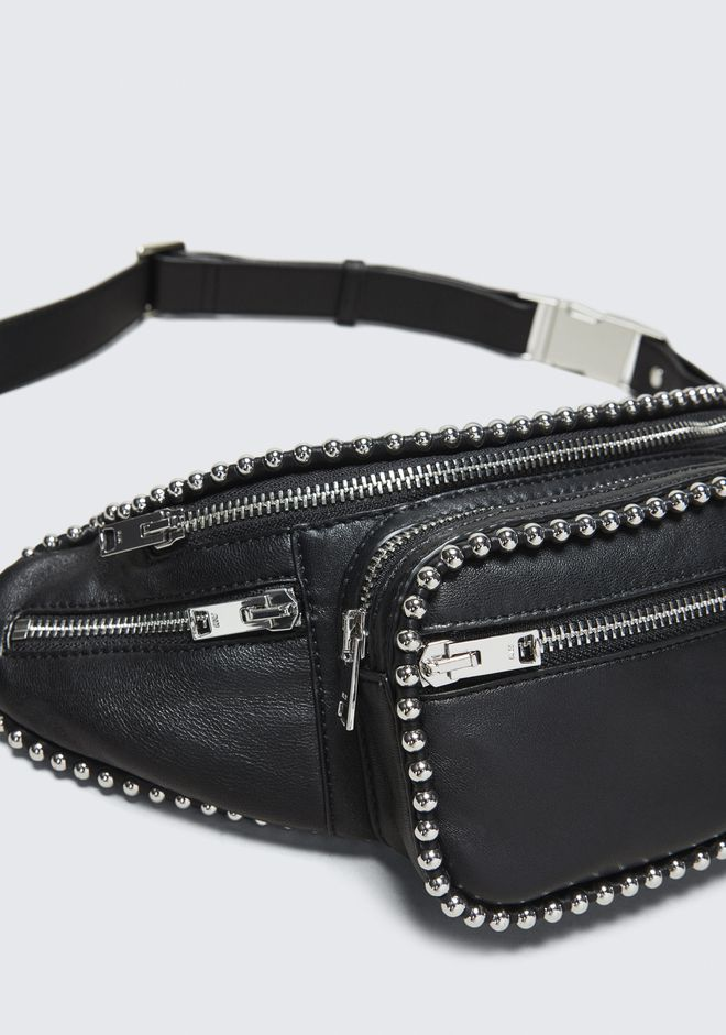 ALEXANDER WANG BALLCHAIN ATTICA FANNY PACK  Shoulder bag Adult 12_n_a