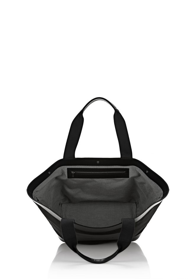 ALEXANDER WANG AW LOGO SHOPPER Shoulder bag Adult 12_n_a