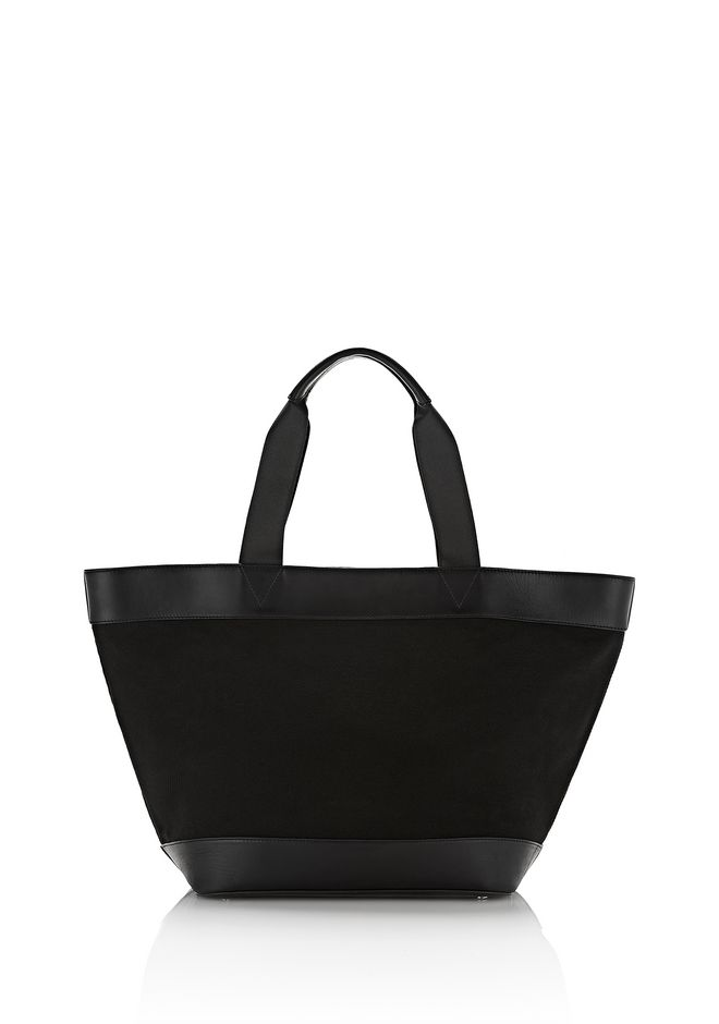 ALEXANDER WANG AW LOGO SHOPPER Shoulder bag Adult 12_n_d
