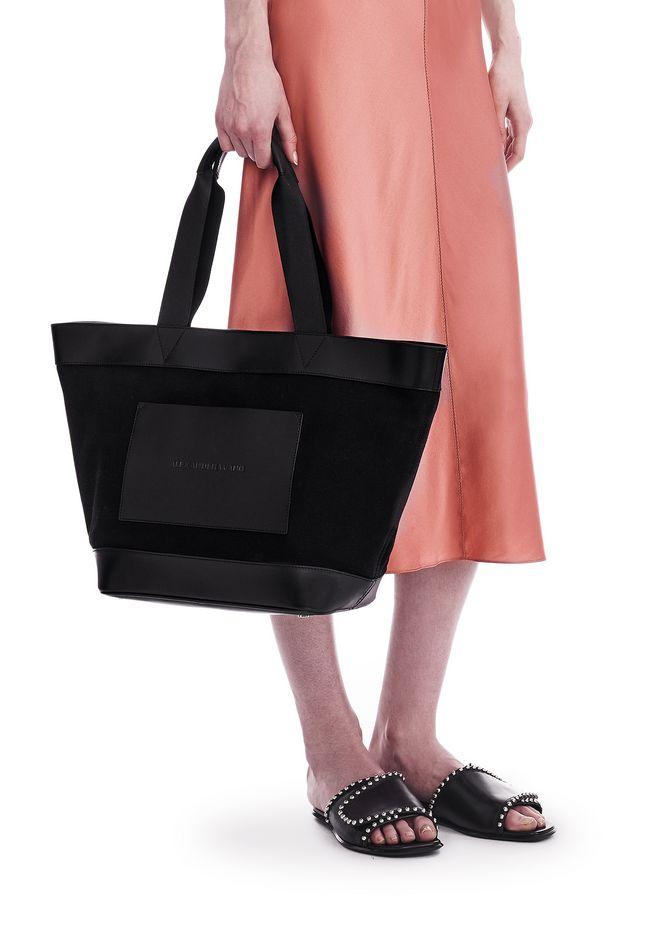 ALEXANDER WANG AW LOGO SHOPPER Shoulder bag Adult 12_n_r