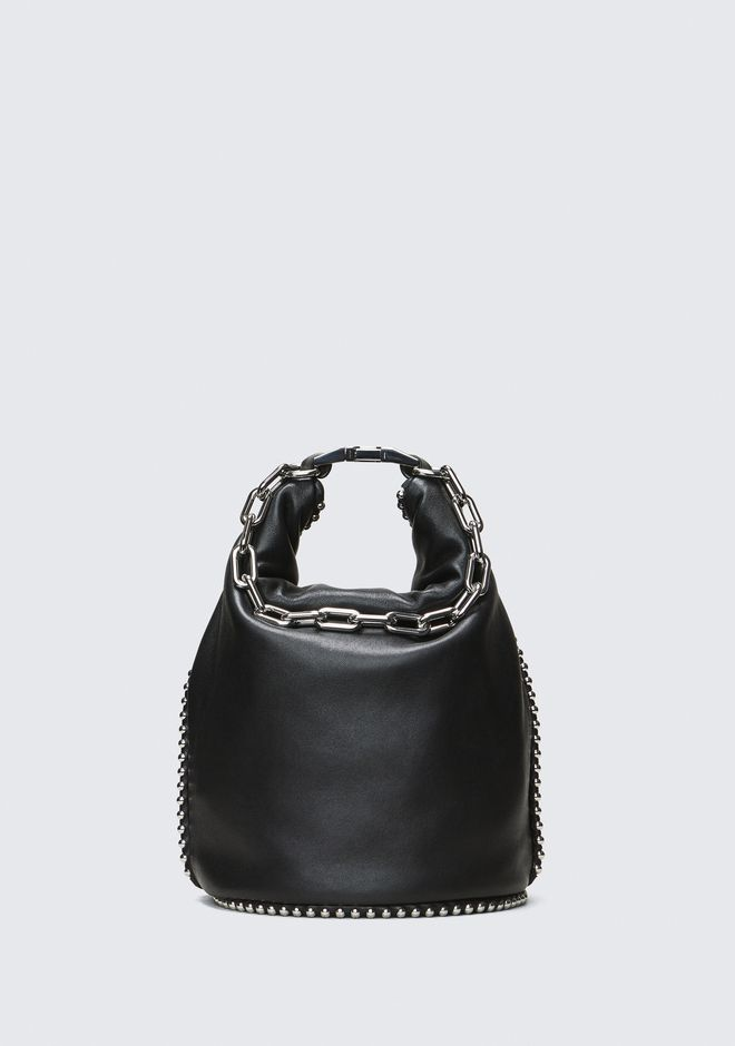 ALEXANDER WANG Shoulder bags Women BLACK ATTICA DRY SACK