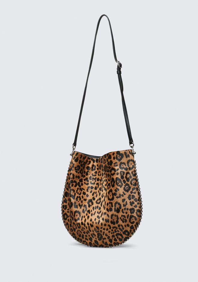 ALEXANDER WANG LEOPARD ROXY HOBO Shoulder bag Adult 12_n_d