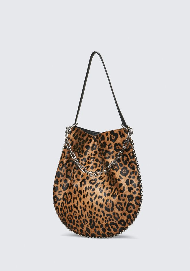 ALEXANDER WANG LEOPARD ROXY HOBO Shoulder bag Adult 12_n_e