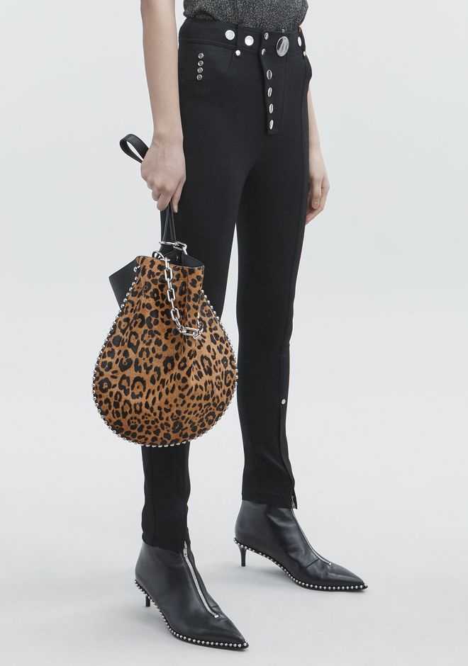 ALEXANDER WANG LEOPARD ROXY HOBO Shoulder bag Adult 12_n_r