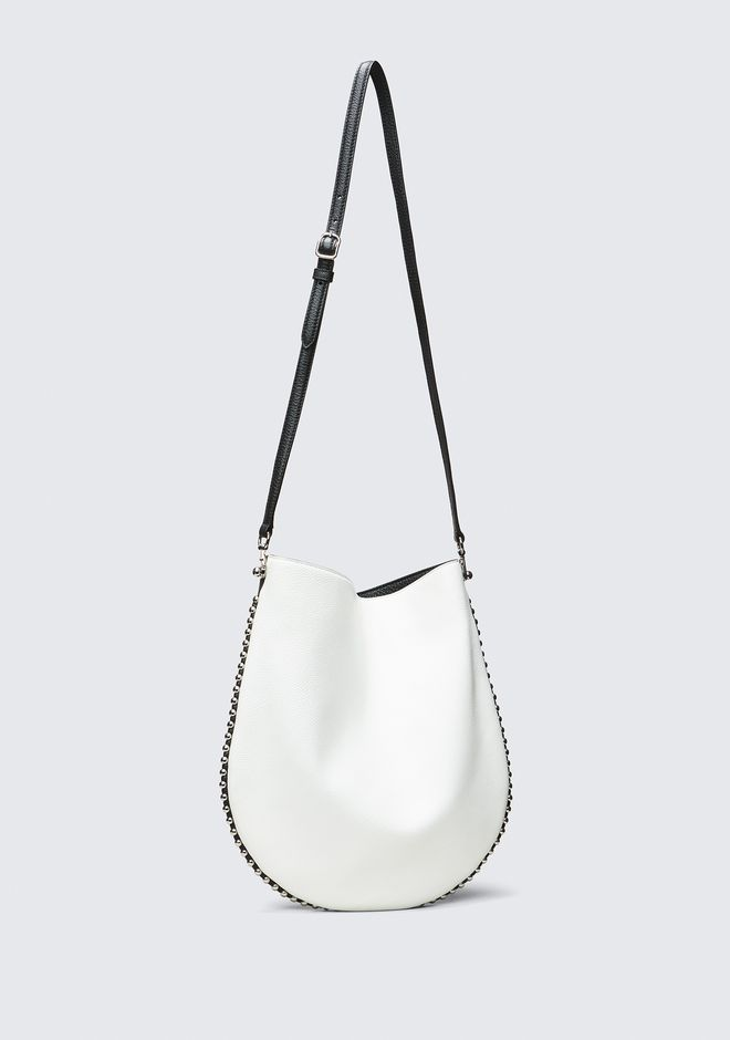 ALEXANDER WANG BIANCO ROXY HOBO  CLUTCH Adult 12_n_d